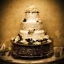 Красивейший свадебный торт в Сочи