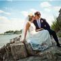 Свадебное фото у моря в Адлере