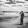 Свадебная фотография на море в Сочи