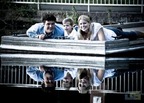 Семейное фото в Сочи