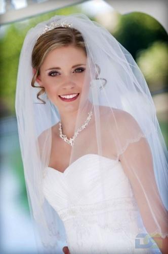 Свадебная фотография невесты в Сочи